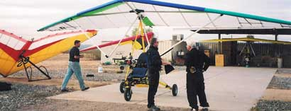TRAINING & INSTRUCTION: - TrikeSchool - Trikes, Ultralights