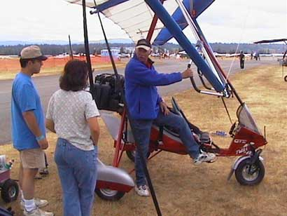 TRAINING & INSTRUCTION: - TrikeSchool - Trikes, Ultralights