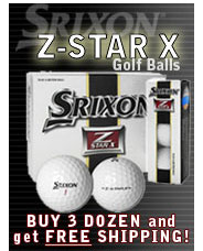 Srixon Z Star X