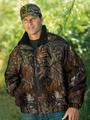 Port Authority Mens Mossy Oak Challenger Jacket