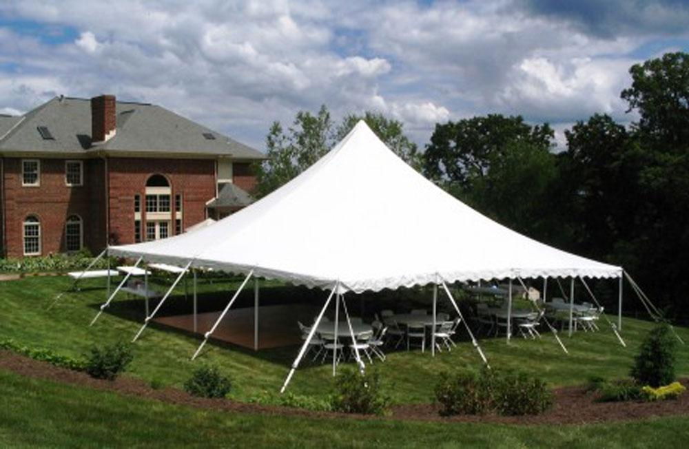 Pole Tents - Spokane Event Rents Party And Event Rentals - The ...