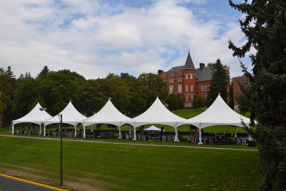 Marquee Cable Tension Tents & Marquee Tents - Spokane Event Rents Party And Event Rentals - The ...