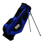 IZZO Golf Blue Neo Stand Bag- (Full Length Dividers)