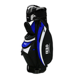 IZZO Golf Blue Locker Cart Bag- (Full Length Dividers)