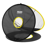 IZZO Golf Triple Chipping Net-  (20 diameter w/ 3 Targets)