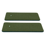 IZZO Golf Split Range Driving Mat- (2 Mats - each 1.5' x 3')(One size fits All)