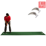 IZZO Golf  Premium Putting Mat 11 Foot-  (Dimensions  3 x 11)