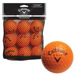 Callaway Golf HX Soft Flight Orange Practice Balls  (9 Pack  Orange)