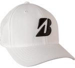 Bridgestone Golf Tour Water Repel Golf Cap-White