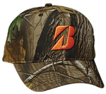 Bridgestone Golf Real Tree Camouflage Hat