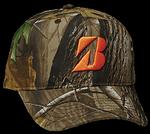Bridgestone Golf Real Tree Camouflage Hat