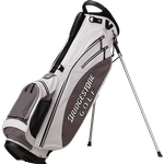Bridgestone Golf Lightweight (White-Gray-Black) Stand Bag