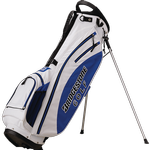 Bridgestone Golf Lightweight (Blue/White/Black) Stand Bag