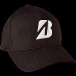 Bridgestone Golf Tour Water Repel Golf Cap- (Black)