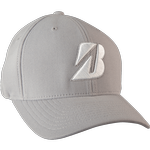 Bridgestone Golf Tour Water Repel Golf Cap-Gray