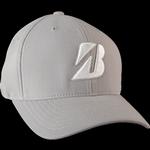 Bridgestone Golf Tour Water Repel Golf Cap-Gray