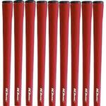 Iomic X-Evolution (Red) Golf Grips- (Set of 13 Golf Grips)