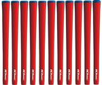 Iomic X-Grip (Red) Golf Grips - (Set of 13 Golf Grips)