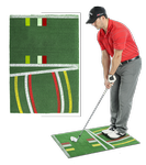 Callaway Golf Pure Pitch Hitting Mat  (Chip, Pitch, Lob & Sand Shots)