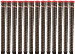 Winn Grips DriTac Wrap Dark Gray-Standard Golf Grips (5DTWR-DG) -  (Set of 13 Golf Grips)