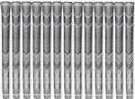 Golf Pride MCC Plus4 (Grey) Standard Golf Grips- (Set of 13 Golf Grips)