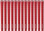 Golf Pride Tour Wrap 2G Red Standard Golf Grips (Set of 13 Golf Grips)