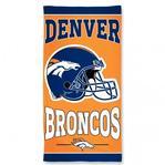 NFL Denver Broncos - Fiber Beach Towel (Dimensions 30 x 60)