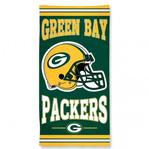 NFL Green Bay Packers - Fiber Beach Towel (Dimensions 30 x 60)