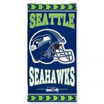 NFL Seattle Seahawks - Fiber Beach Towel (Dimensions 30 x 60)
