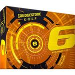 Bridgestone Golf e6 Golf Balls - 1 Dozen - Yellow