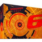 Bridgestone Golf e6 Golf Balls - 3 Dozen - Orange