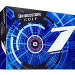 Bridgestone Golf e7 Golf Balls - One Dozen - White