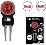 MLB Signature 3 Marker and Divot Tool Set (All 30 Teams Available)