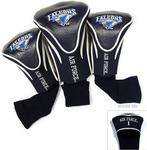 NCAA 3 Pack Contour Headcovers (Over 70 Teams Available)
