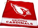 NFL Woven Towel With Hook & Grommet (All 32 Teams Available)