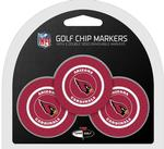NFL 3 Pack Golf Chips (All 32 NFL Teams Available)