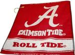 NCAA Woven Towel With Hook & Grommet (Select Teams Available)