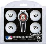 MLB 4 Ball & Divot Tool Premium Gift Set (All Teams Available)