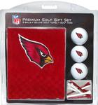 NFL Embroidered Premium Golf Gift Set (Select Teams Available)