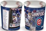 MLB World Series 2016 Chicago Cubs 3 Gallon Gift Tin