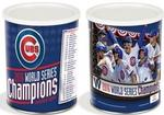 MLB World Series 2016 Chicago Cubs 1 Gallon Gift Tin