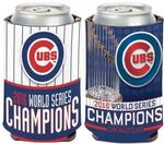 MLB World Series 2016 Chicago Cubs 12 oz. Can Cooler
