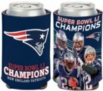 NFL New England Patriots 2017 Super Bowl Championship Can Cooler