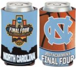 NCAA North Carolina Tar Heels 2017 Final Four Can Cooler