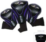 NFL 3 Pack Contour Headcovers (Select Teams Available)