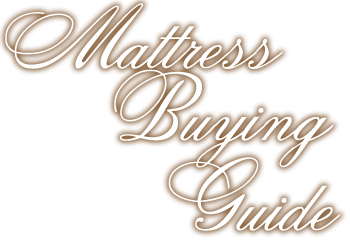 Mattress Buying Guide