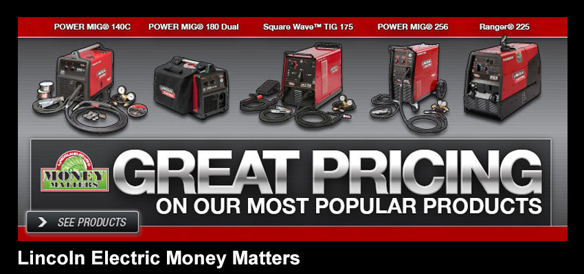 Lincoln Electric Money Matters