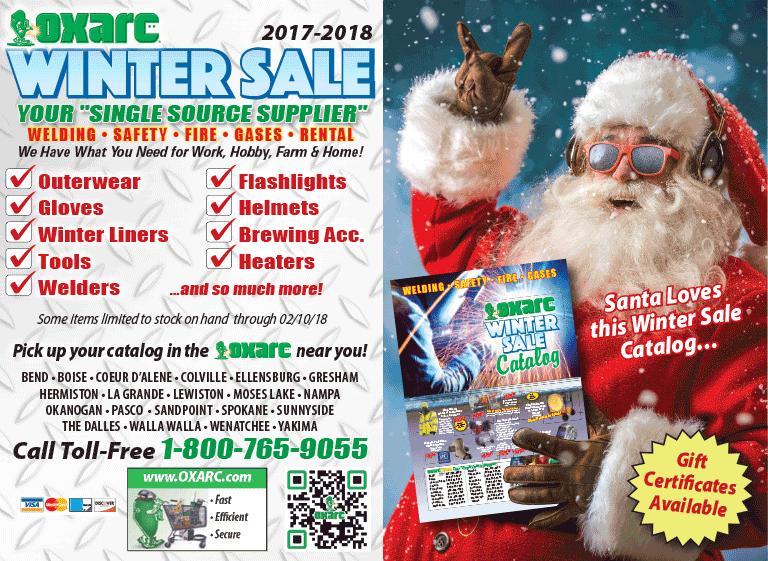 Winter Sale Catalog