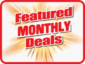 Featured Monthly Deals