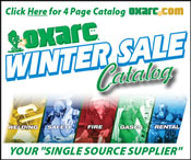 OXARC Winter Sale Catalog
